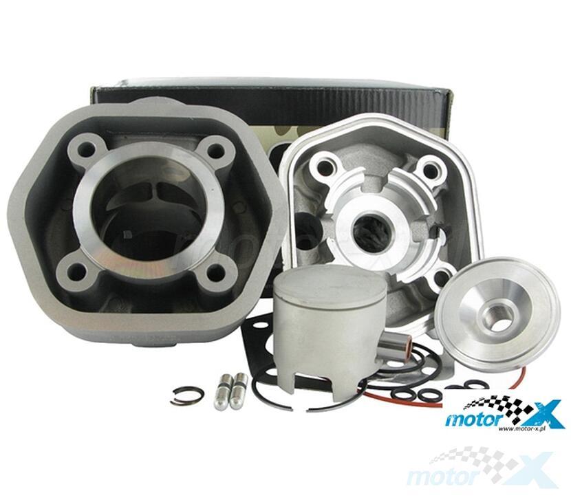 Cylinder  Kit Stage6 Racing 70cm³, Derbi Senda / GPR -2005 (EBE / EBS)