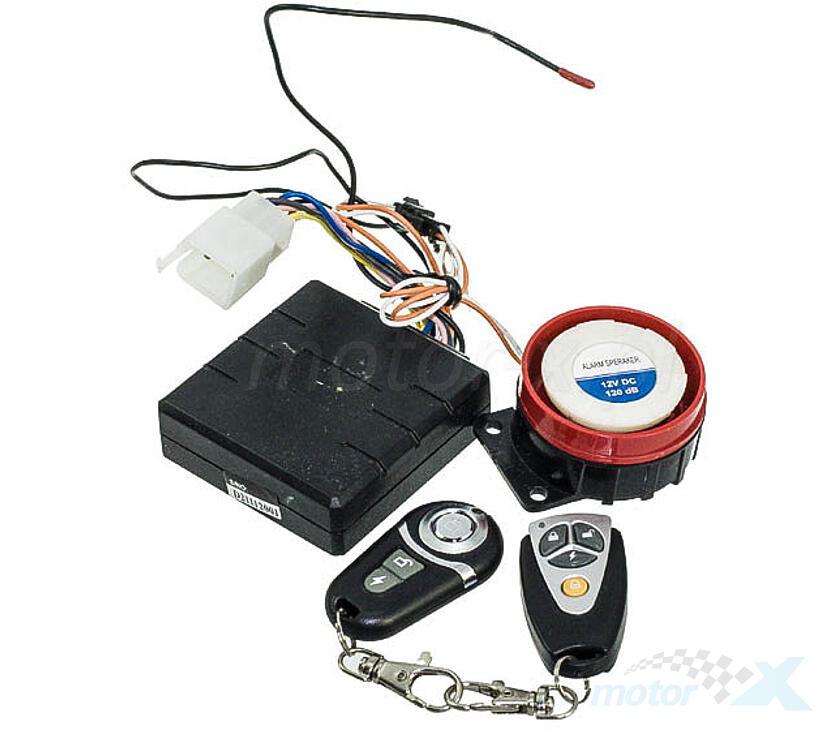 Alarm HT50QT do skutera